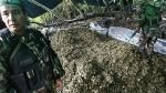 Jefe del Frente Policial Huallaga asume la Dirección Antidrogas - Noticias de abel gamarra malpartida