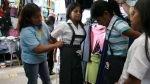 Colegios nacionales de Lima tienen prohibido vender uniformes escolares - Noticias de pensiones en colegios de lima