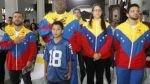 Deportistas venezolanos rezaron hoy por Hugo Chávez - Noticias de alejandra benitez