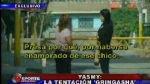 """Madre de pareja de 'Gringasho': """"Se enamoró sin medir consecuencias"""" - Noticias de jazmin marquina casas"""