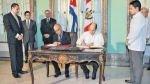Los convenios suscritos con Cuba no tendrían validez debido a error formal - Noticias de cecilia rosales