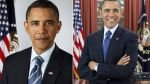 Obama, sonriente y lleno de canas en nuevo retrato oficial - Noticias de pete souza
