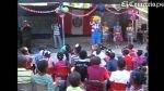 VIDEO: El show infantil de los militares peruanos para los niños pobres de Haití - Noticias de cascos azules