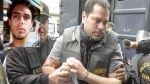 Caso Oyarce: Abogados de David Sánchez-Manrique denunciaron a tres policías - Noticias de alianza lima walter oyarce dominguez