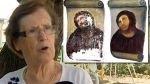 Mujer que 'restauró' el Ecce Homo sufrió una grave depresión por su trabajo - Noticias de cecilia gimenez