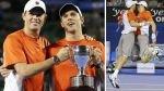 Abierto de Australia: Mike y Bob Bryan hacen historia al ganar el título de dobles - Noticias de john fleming