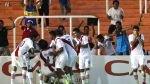 UNO x UNO: así vimos a la selección peruana Sub 20 ante Ecuador - Noticias de arturo hinostroza