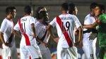 Partido entre Perú y Chile por la Sub 20 hizo 21,8 puntos de ráting - Noticias de chespirito noticias