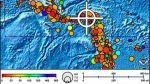 Tsunami en las Islas Salomón ha dejado al menos cinco muertos - Noticias de terremoto formó isla