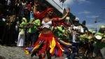 FOTOS: la fiesta del carnaval ya se vive en Río de Janeiro - Noticias de rey momo