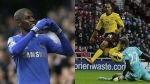 Chelsea y Arsenal ganaron sus partidos en la Premier League - Noticias de edin hazard