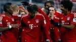 Bayern Múnich de Pizarro aplastó 4-0 al Schalke 04 de Farfán por la Bundesliga - Noticias de david alaba
