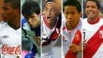 A propósito de Benavente: peruanos que tuvieron que decidir si jugar o no por Perú - Noticias de costa rica sub 21