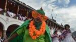 Vibrante tradición: así se vivió el Carnaval de Ayacucho - Noticias de trajes típicos