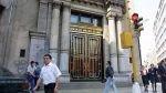 La Bolsa de Valores de Lima tuvo perdidas de 23,63% a lo largo del año - Noticias de juan magot