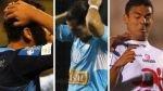 Peruanos en deuda en la Libertadores: cuatro partidos, cero victorias - Noticias de sporting cristal campeón 2012