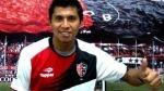 Cruzado debutó con gol en Newell's en la victoria 4-2 ante Estudiantes - Noticias de fabian godoy
