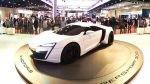 Lykan Hypersports: el auto más caro del mundo fue presentado en Qatar - Noticias de motor show 2013