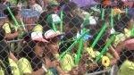 VIDEO: Kim Hyun Joong llegó a Lima y 2 mil fanáticos lo esperaron en el aeropuerto - Noticias de fan meeting de kim hyun joong