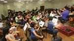 """Presidente de la Filarmónica de Viena: """"Si podemos cambiar el futuro del Perú, estaremos orgullosos"""" - Noticias de julia trappe"""