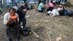 Más de mil peruanos siguen varados en carreteras de Colombia - Noticias de huelga bancaria