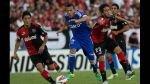 Libertadores: Gremio goleó 4-1 al Caracas y asume liderato del Grupo 8 - Noticias de universidad feredico villarreal