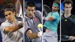 Indian Wells reúne desde mañana a Federer, Djokovic, Nadal y Murray - Noticias de del potro vs federer