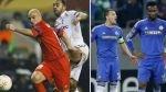 Europa League: Tottenham goleó 3-0 al Inter y Chelsea perdió 1-0 con Steaua - Noticias de tottenham hostpur