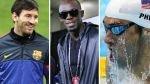 Lionel Messi, Usain Bolt y Michael Phelps compiten mañana por los  premios Laureus - Noticias de missy franklin