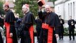 Misa previa a la elección del Papa: cardenales llaman a la unión de la Iglesia Católica - Noticias de cardenales papables