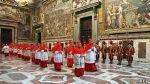 Los 'diez mandamientos' para entender el cónclave - Noticias de cardenales papables