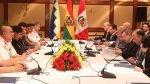 """La reunión """"2+2"""" entre el Perú y Bolivia se dio inicio en Santa Cruz - Noticias de combifron"""