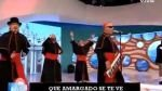 VIDEO: programa argentino dedicó una divertida cumbia al Papa Francisco - Noticias de cumbia papal