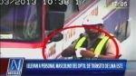 El policía grabado recibiendo una coima fue relevado por investigación - Noticias de policia nacional dante diaz barrera