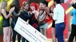 """FOTOS: Revive los mejores momentos de la final de """"Rojo, fama contrafama"""" - Noticias de final de rojo fama contrafama"""