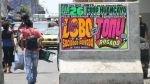 La Parada: comerciantes exigen cumplir sentencia de juez Malzon Urbina - Noticias de oscar leon sagastegui