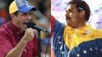 Venezuela: Capriles y Maduro se pelean hasta por los símbolos patrios - Noticias de john magdaleno