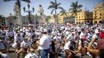 FOTOS: el cajón peruano reunió a 1.524 personas y batió su propio récord Guinness - Noticias de récord guiness
