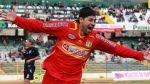 Doblete del 'Checho' le dio el triunfo a Sport Huancayo 2-1 sobre Pacífico - Noticias de warren olortegui