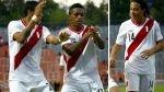 Selección peruana de Markarián viajó hoy hacia San Francisco - Noticias de cristian contreras