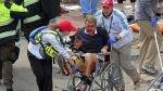"""Testimonio desde Boston: """"Todo alrededor se volvió un caos total"""" - Noticias de cuerpos desmembrados"""