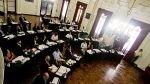 Nuevos regidores de Lima recibirán sus credenciales el jueves 25 de abril - Noticias de luis castaneda pardo