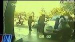VIDEO: camioneta trepó una vereda y embistió a mujer embarazada en Miraflores - Noticias de Álvaro delgado scheelje