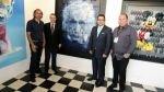 """""""Relatividad"""" fue la primera obra internacional vendida en Art Lima - Noticias de gonzalo begazo"""