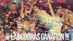"""""""Esto es guerra"""": 'Las Cobras' vencieron a 'Los Leones' y ganaron la temporada - Noticias de michelle soiffer"""