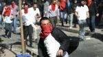 La marcha del 1 de mayo se transformó en una batalla campal en Estambul - Noticias de dia del trabajo