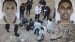 Los cuerpos hallados en el litoral de Lima son de padre e hijo - Noticias de salto del fraile