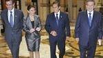 Presidenta de Costa Rica será investigada por su reciente viaje al Perú - Noticias de viaje de chinchilla a lima