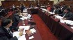 La Comisión de Constitución aprueba flexibilizar la Ley de Partidos Políticos - Noticias de gerardo reategui