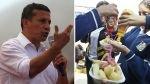 Ollanta Humala promulgó polémica Ley de Promoción de la Alimentación Saludable - Noticias de padre abusa de hija